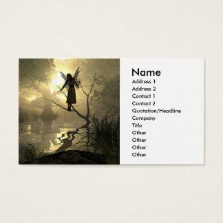 Slumber Fairy Business Card