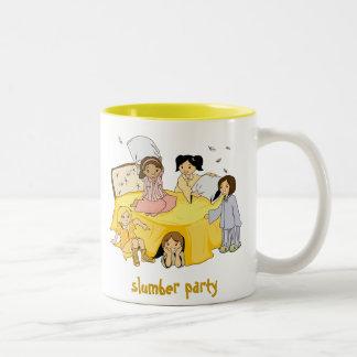 Slumber Party Two-Tone Mug