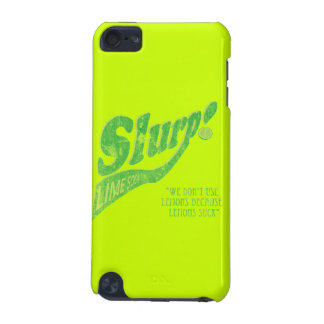 Slurp! Lime Soda iPod Touch (5th Generation) Covers