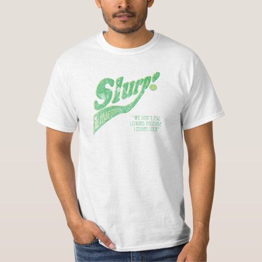 Slurp! Lime Soda T-Shirt
