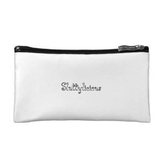 sluttylicious cosmetic bags