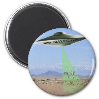 SLV UFO 6 CM ROUND MAGNET