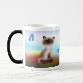 Sly Cat Mug