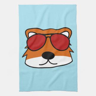 Sly Fox Tea Towel