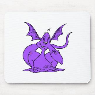 Sly Little Dragon Mousepad