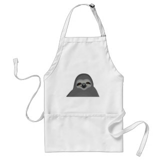 Sly The Sloth Standard Apron