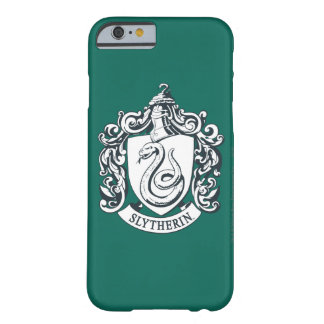 Slytherin Crest Barely There iPhone 6 Case
