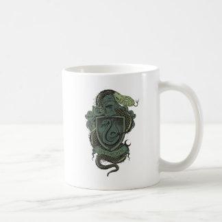 SLYTHERIN™ Crest Basic White Mug