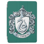 Slytherin Crest Blue iPad Air Cover