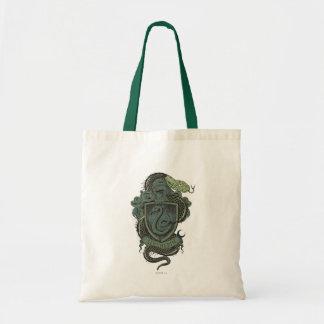 SLYTHERIN™ Crest Budget Tote Bag