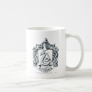 Slytherin Crest Coffee Mugs