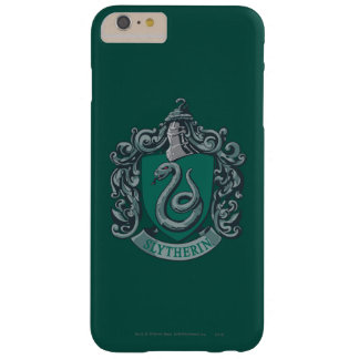 Slytherin Crest Green Barely There iPhone 6 Plus Case