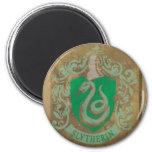 Slytherin Crest HPE6 Fridge Magnet