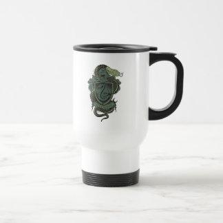 SLYTHERIN™ Crest Stainless Steel Travel Mug