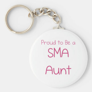 SMA Family - Aunt Key Ring