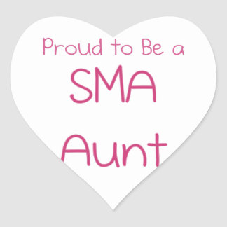 SMA Family - Aunt Stickers