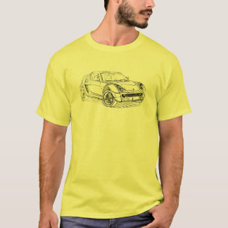 Sma Roadster Coupe 2003 T-Shirt