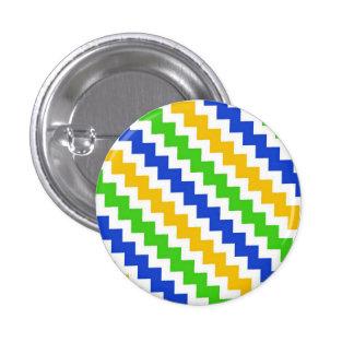 Small, 1¼ Inch Round Button Zigzag Image