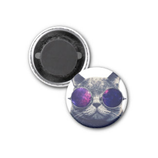 Small, 1¼ Inch Round Magnet