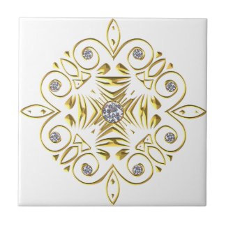 "Small (4.25"" x 4.25"") Ceramic Photo Tile"