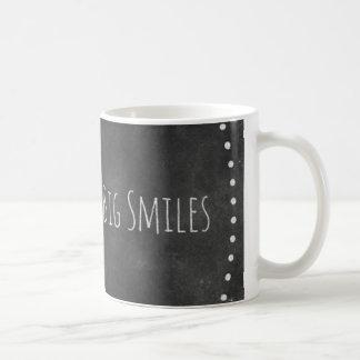 """""""Small Acts - Big Smiles"""" Inspirational Mug"""