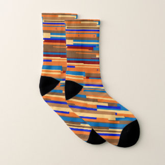 Small All-Over-Print Socks 1