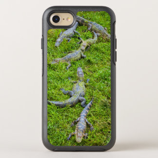 Small Alligators Basking OtterBox Symmetry iPhone 7 Case