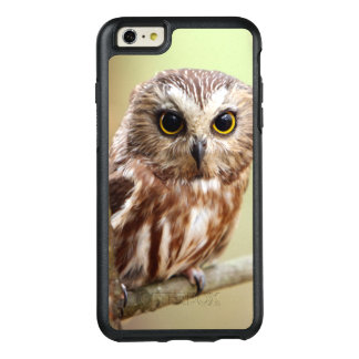Small Baby Owl (Ontarios) OtterBox iPhone 6/6s Plus Case