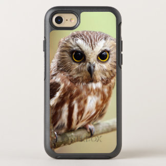 Small Baby Owl (Ontarios) OtterBox Symmetry iPhone 8/7 Case