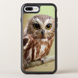 Small Baby Owl | Ontarios OtterBox Symmetry iPhone 8 Plus/7 Plus Case