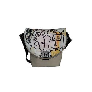 small BAG GOSSIP Messenger Bags
