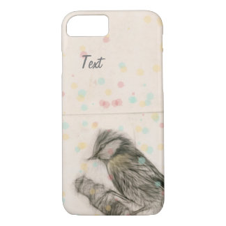 Small bird iPhone 8/7 case