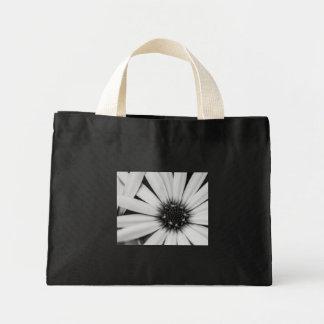 Small black daisy bag