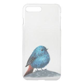 Small blue bird iPhone 8 plus/7 plus case