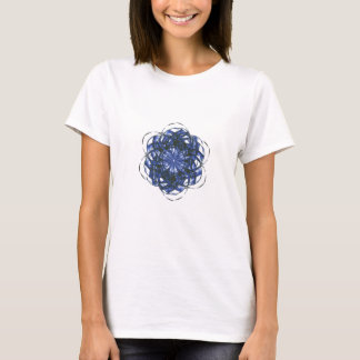 Small Blue Starburst Tee