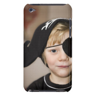Small boy dressed as pirate barely there iPod cover