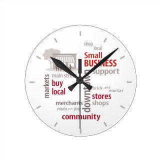 Small Business Clocks