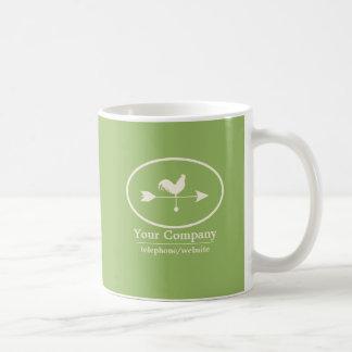 Small Business Ivory Weathervane Coffee Mug