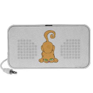 Small Cat Mp3 Speakers