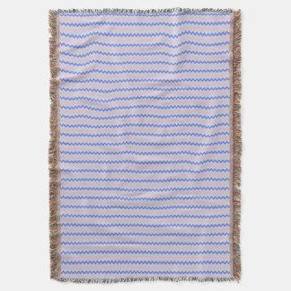 Small chevron pattern pink blue