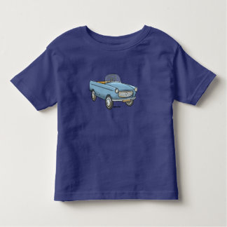 Small child t-shirt with vintage Peugeot staircase