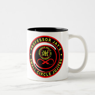 Small Circle Jujitsu Coffee Mug