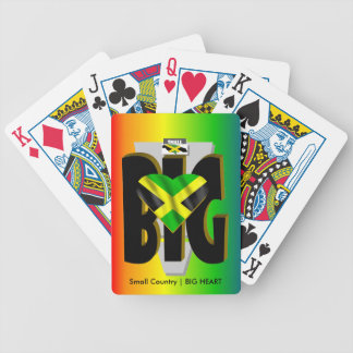 'Small Country | BIG HEART ' Poker Deck