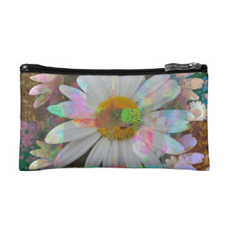 Small cultural bag - motive for flower cosmetics bags