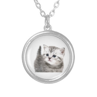 Small Cute Kitty Necklaces
