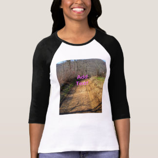 Small Dirt Country Road T Shirts