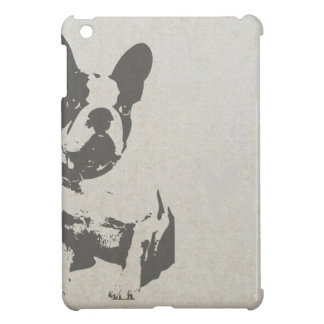 Small Dog Print graphic Cover For The iPad Mini