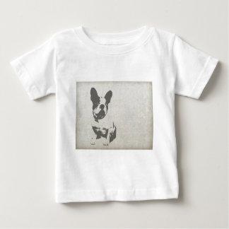 Small Dog Print graphic Tshirts
