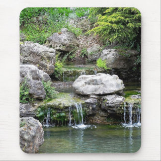 Small Falls Mouse Pad