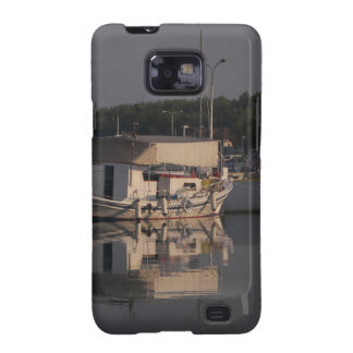 Small Fishing Boat Samsung Galaxy S2 Case